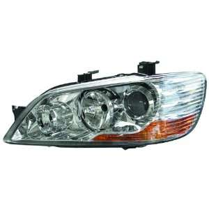 Depo M14 1101P AS1 Mitsubishi Eclipse Chrome Headlight