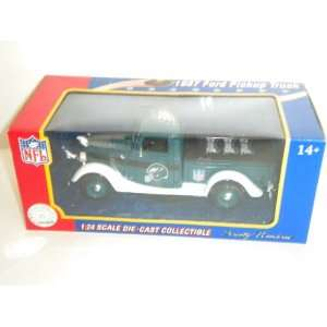 Eagles 124 Scale Diecast 1937 Ford Pickup Truck