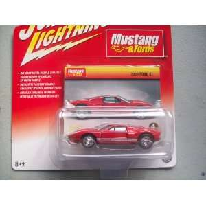 Johnny Lightning Mustang & Fords 2005 Ford GT Toys & Games
