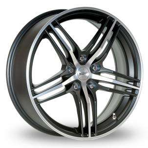 17 TSW Tribeca Alloy Wheels & Nankang Tyres   SUZUKI GRAND VITARA