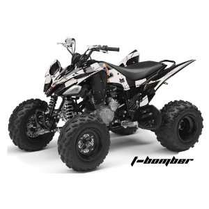 AMR Racing Yamaha Raptor 250 ATV Quad Graphic Kit   T
