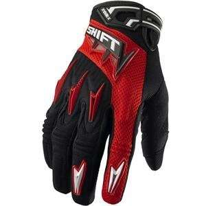 Fox Racing SHIFT Hybrid X Glove Red S(8) Automotive