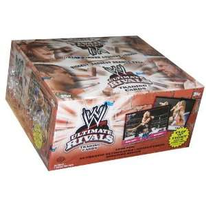 Topps WWE Trading Cards Ultimate Rivals Box Toys & Games