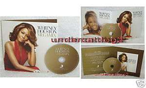 Whitney Houston I Look to You Taiwan Promo Remix CD NEW
