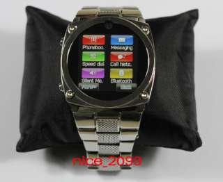 Watch Phone 1.6 TFT HD Touch Screen Unlocked Cell phone Camera Java