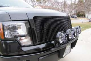 Front Lite Light Bar Ford F150 2009 2012 4 tab 084709074296