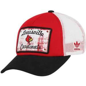 adidas Louisville Cardinals Red Black Patchwork Pride
