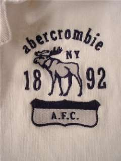 ABERCROMBIE & FITCH Embroidered Shirt (Youth XL)