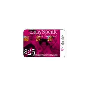 T Mobile Prepaid $25 Refill Card Cell Phones