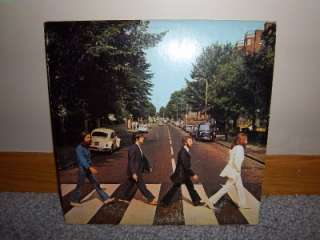 The Beatles  Abbey Road  LP/Record