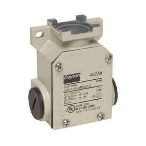 Dayton 4VZA9 Limit Switch Body, Heavy Duty, SPDT