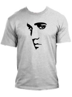 New Elvis Presley Face Music T Shirt All Sizes and Many Colors THE