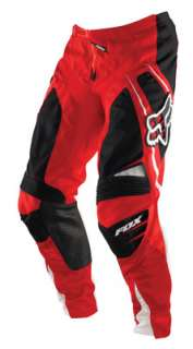 Fox Racing 360 Race Pants Bright Red US 30