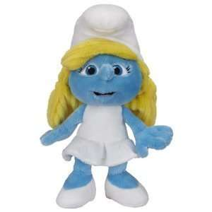 SMURFETTE THE Smurfs Movie 2011 SOFT PLUSH TOY DOLL 14