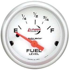 Auto Meter 4114 Lunar Short Sweep Electrical Fuel Level