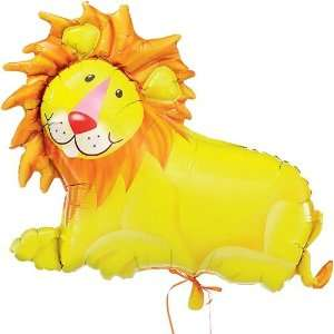 Jungle Party Lion Mylar Party Balloon Birthday Shower