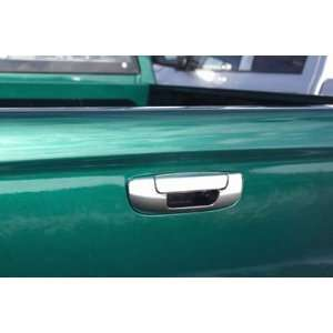 Putco Chrome Tailgate Handle Covers, for the 1997 Dodge