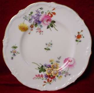 ROYAL CAULDON china MARITA V9612 BREAD PLATE