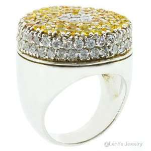 LenYa Specials   Womens Stunning 925 Sterling Silver Ring