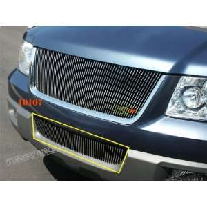 03 06 FORD EXPEDITION 1PC BUMPER BILLET GRILLE (VERTICAL