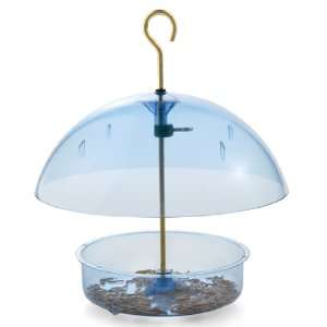 Droll Yankees Inc Seed Saver Domed Feeder X 1B Bird Feeder Poly