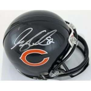 Bears Greg Olsen Authentic Autographed/Hand Signed Mini