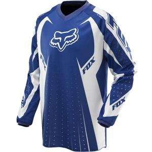 Fox Racing HC Jersey   2X Large/Blue Automotive