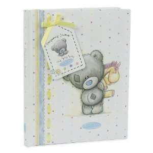 Me to You Tiny Tatty Teddy Pregnancy Journal Everything