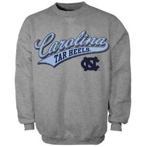 North Carolina Tar Heels (UNC) Ash Training Fleece Crew