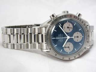 OMEGA SPEEDMASTER AUTOMATIC JAPAN SPECIAL EDITION BLUE MINT BOX PAPER