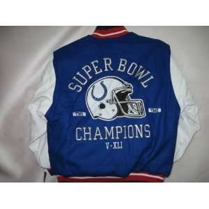 Indianapolis Colts SUPERBOWL Reversible Varsity NFL YOUTH