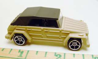 HOT WHEELS VW VOLKSWAGEN THE THING TYPE 181 CLASSIC CAR