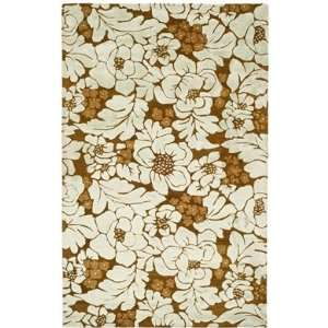 Safavieh Rugs Soho Collection SOH611A 6R Chocolate/Light