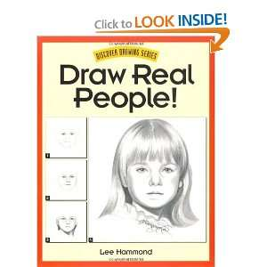 Draw Real People (Discover Drawing Series) [Paperback