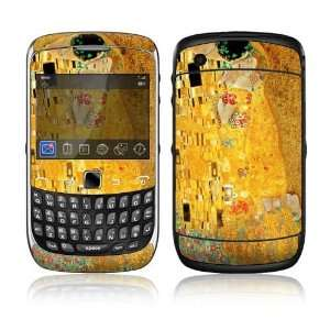 The Kiss Decorative Skin Cover Decal Sticker for BlackBerry Curve 3G