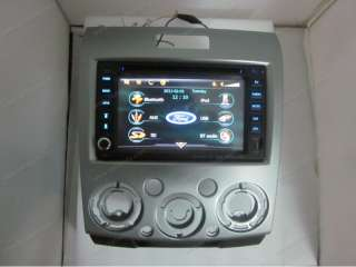 Ford Ranger ford everest Mazda BT 50 DVD GPS Navigation Bluetooth IPOD
