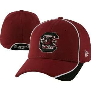 South Carolina Gamecocks Cardinal New Era 39THIRTY Batting