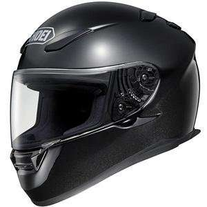 Shoei RF 1100 Helmet   Large/Black Metallic Automotive