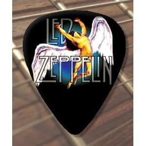 Led Zeppelin Angel Premium Guitar Picks x 5 Medium