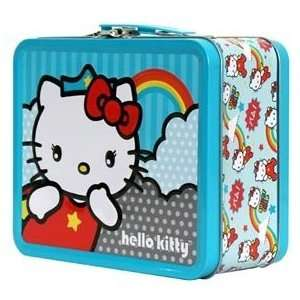 Hello Kitty Super Cute Metal Lunch Box SANLB0008