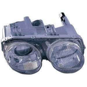 Acura Integra Headlight Assembly Passenger Side