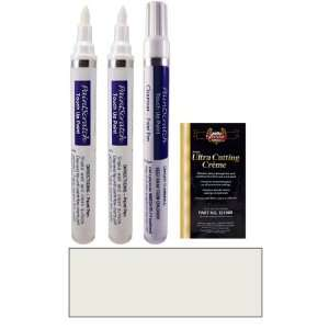 Tricoat 1/2 Oz. White Crystal Pearl Tricoat Paint Pen Kit