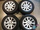 Four 09 12 Ford Flex Factory 18 Wheels Tires OEM Rims