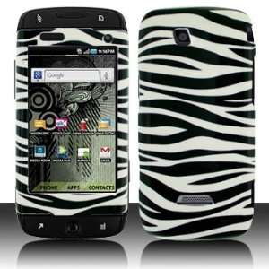 White Zebra Case Cover Protector (free Anti Noise Shield Bag