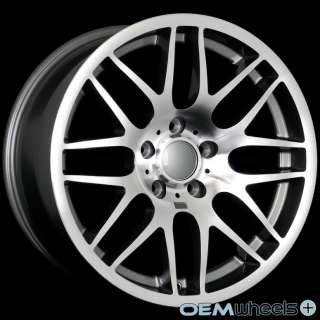 18 CSL STYLE WHEELS FITS BMW E46 E90 E92 E93 M3 GTS COUPE CONVERTIBLE