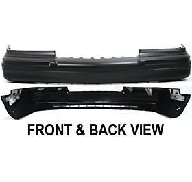 New Primered Front F5VY17D957A Lincoln Town Car 97 96 95 Parts Auto