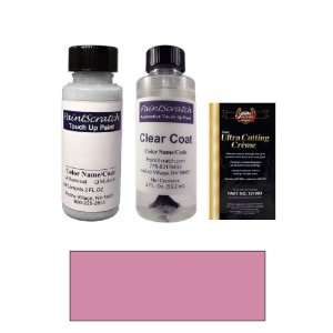 2 Oz. Pink Coral Pearl Metallic Paint Bottle Kit for 1994