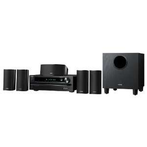 S3500 5.1 Channel Home Theater Speaker/Receiver Package Electronics