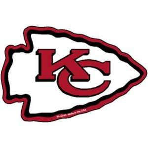 Wincraft Kansas City Chiefs NFL Precision Cut Magnet