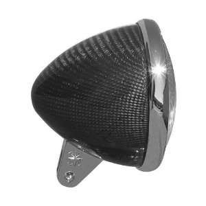 Headwinds 5 3/4 inch Carbon Fiber Standard Bullet Headlight Housing